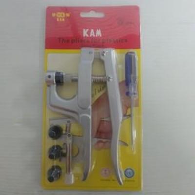 Presse à main pour snap Kam T3 T5 T8