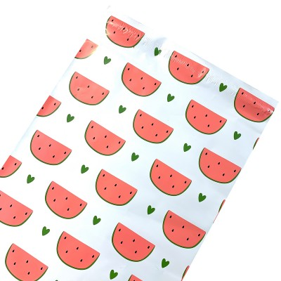 Polymailers Melon 10X13 pouces - Paquet de 20