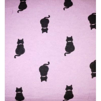flanelle chat 1 mètre
