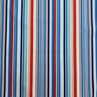 Coton à motif - Nautical Stripe